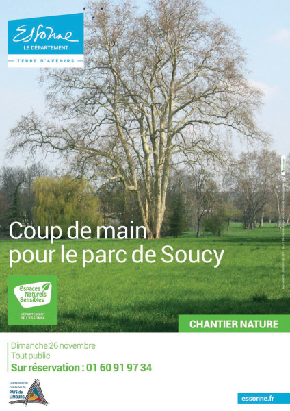 Chantier Parc de Soucy CCPL