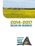 Bilan Mi-Mandat CCPL 2014-2017-