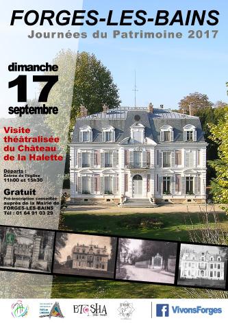 Chateau de la Halette - CCPL