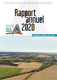 Rapport d&aposactivité CCPL 2020