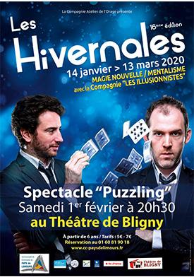 Puzzling Hivernales CCPL