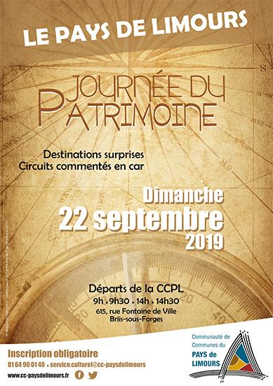 Journée du Patrimoine CCPL